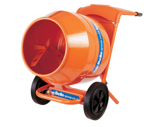 Cement mixer – Electric