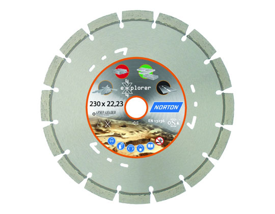 Diamond blade 230mm