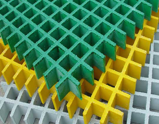Trench cover – fiberglass